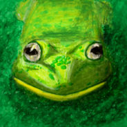 Perry the Bullfrog